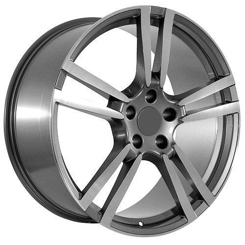 22 Inch Factory Style Porsche Cayenne Panamera Replica Wheels Rims