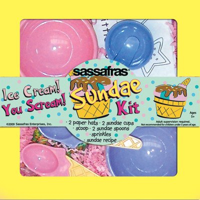 Sassa (Ice Cream Sundae Child Costumes)