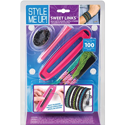 Style Me Up Woven Bracelet