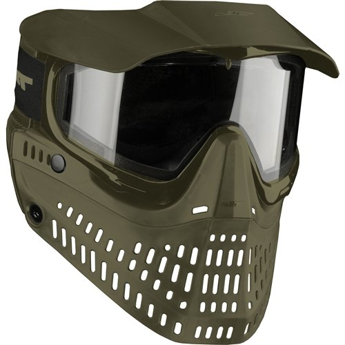 Olive Paintball Mask (JT Proshield Spectra Thermal Goggles - Olive)