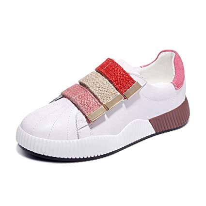 6c6587ddf5cbd Amazon.com: YXB Women's Sneakers Low-Top Casual Shoes Spring Fall ...