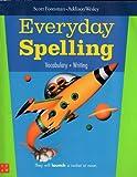 Everyday Spelling, James W. Beers, Ronald L. Cramer, W. Dorsey Hammond, 0673601390