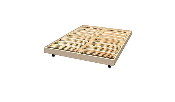 Somier Desmontable Kit Punto Natural 160 x 200: Amazon.es: Hogar