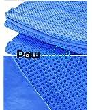 PawCloud |Super Absorbent Pet Dog Drying Towel | PVA Bath Towel - Quick Dry