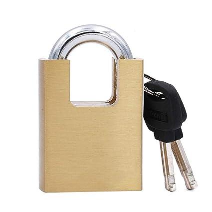 GZ-Lock Acero Inoxidable Engrosamiento de la Puerta de ...