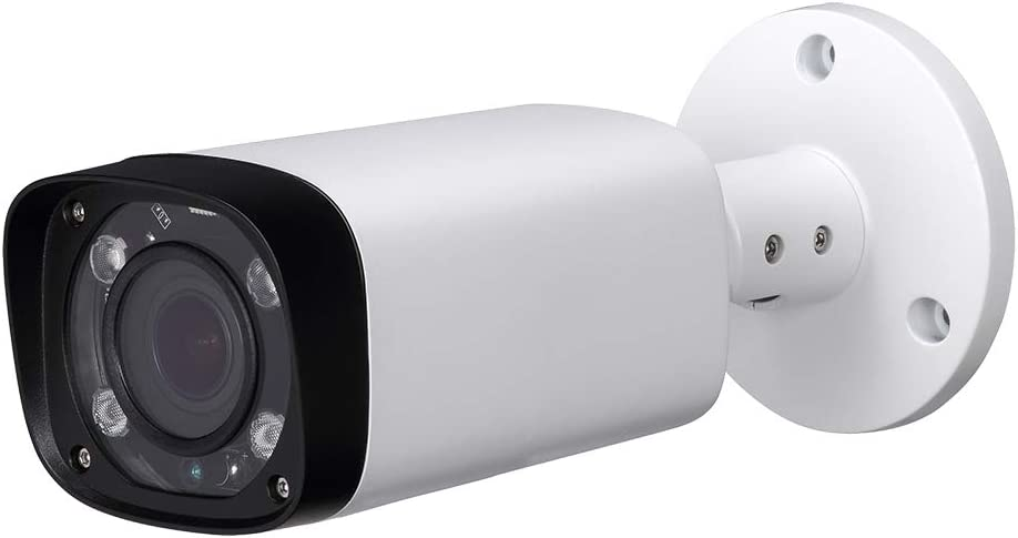 4MP Poe IP Camera Bullet, OEM IPC-HFW4431R-Z, 2.7 12mm Motorized Varifocal,Security Camera Outdoor 4X Optical Zoom, with H.265, 262ft IR Night Vision, IP67, ONVIF, WDR