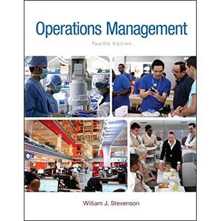 Operations Management Stevenson 12th Edition Pdf