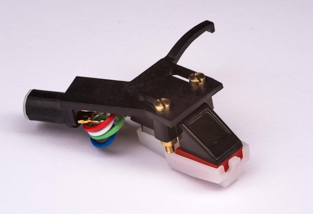 Portacápsulas Tocadiscos, cartucho y puntero táctil para JVC ...