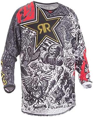 JunForth Hombre MTB Jersey, Bike Wear Hombre Ciclismo Jersey Team Ciclismo Ropa Downhill Jersey Camisa de Secado rápido Ropa al Aire Libre de la Bicicleta,Gray,2XL: Amazon.es: Deportes y aire libre