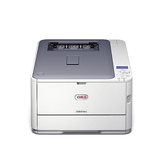 Amazon.com: OKI C531dn – Impresora de red – Color: Computers ...