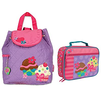 good Stephen Joseph Girls Quilted Cupcake