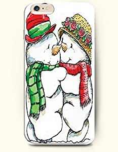 OOFIT Samsung Galaxy S5/Snowman Intimate Hug