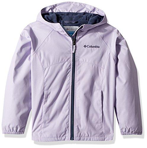 Columbia Girls' Toddler Endless Explorer Jacket, Soft Violet, 2T ()