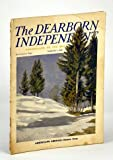 img - for The Dearborn Independent (Magazine) - Chronicler of the Neglected Truth, March (Mar.) 5, 1927 - Intimate Glimpses of Elbert Hubbard book / textbook / text book