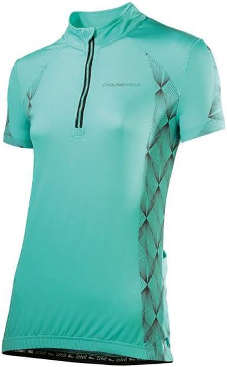 Details about  /Women/'s Functional Shirt Sports Tee Shirt Crivit Sports short Sleeve Shirt