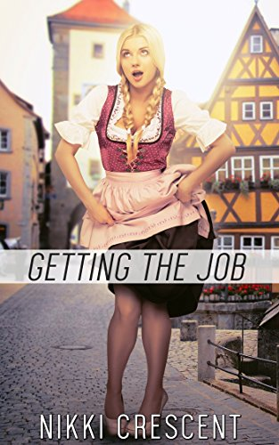 GETTING THE JOB (Transformation, Crossdressing, (Costume Festival 2016)