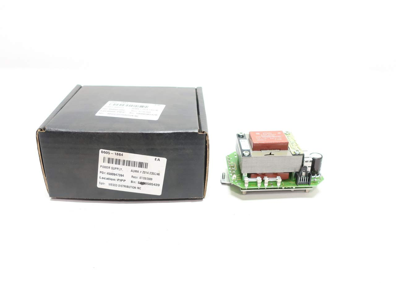 AUMA Z014.235C//46-00 Power Supply Module R690648