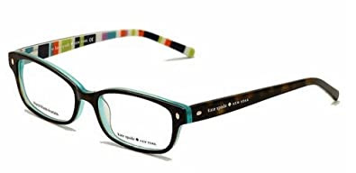 7785bde8c9a Image Unavailable. Image not available for. Color  Kate Spade Lucyann  Eyeglasses-0X77 ...