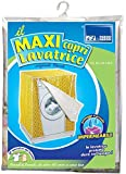 Parodi & Parodi Maxi housse imperméable pour machine à laver, eva, bleu, 60x 60x 85cm