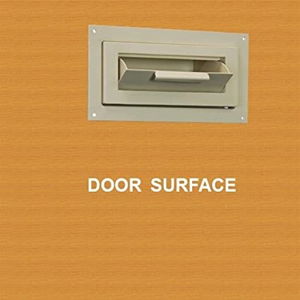 Amazon.com : Protex Through The Door Locking Drop Box (WSS 159) : Wall  Safes : Office Products