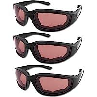 Toygogo 2 Piezas Gafas De Moto Casco M/áscara Motocross Calavera Gafas A Prueba De
