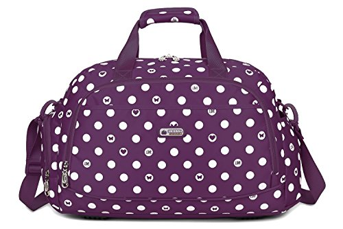Waterproof Overnight Carryon Travel Duffle product image