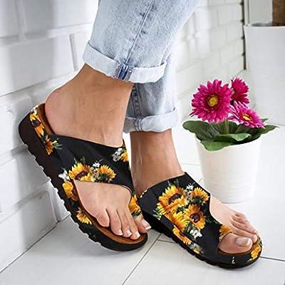 Sandals for Women Platform Gibobby Women's 2020 Comfy Platform Sandal Shoes Summer Beach Travel Fashion Slipper Flip Flops at  Women's Clothing store