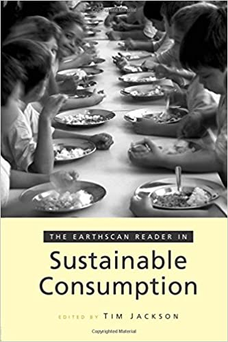 Book The Earthscan Reader on Sustainable Consumption (Earthscan Reader Series)