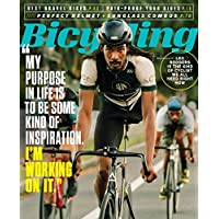 4-Year (40 Issues) of Bicycling Magazine Subscription