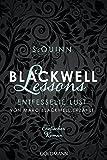 Blackwell Lessons - Entfesselte Lust. Von Marc Blackwell erzählt: Devoted 5 - Erotischer Roman