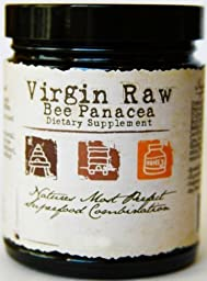 Bee Panacea - A Unique Formula of Royal Honey Infused with 21 Superfoods and