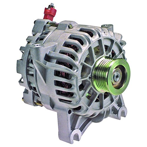 New Alternator For 1999-2004 Ford Mustang 4.6L 4.6 XR3U-10300-AA XR3U-10300-AB XR3U-10300-AC XR3Z-10346-AA A250-283N XR3U-AA XR3U-AB XR3U-AC