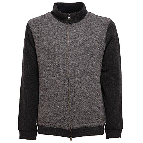 Wool Woolrich Grigio Maglione cotton Melange Uomo Men 6003w Grey Sweater xqR7wAOqv