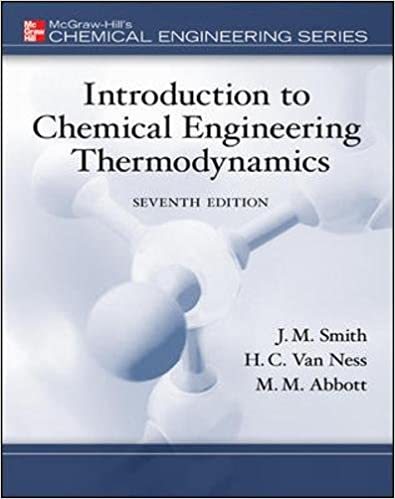 Introduction to chemical engineering thermodynamics the mcgraw hill introduction to chemical engineering thermodynamics the mcgraw hill chemical engineering series 7th edition fandeluxe Gallery