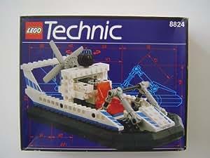 Lego Technic Hovercraft 8824