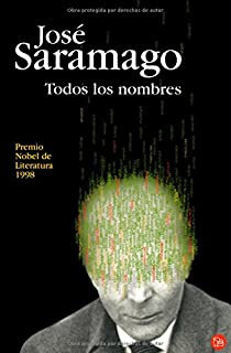 Todos los nombres / All the Names (Spanish Edition)