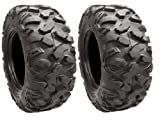 Pair of STI Roctane XD Radial (8ply) ATV Tires 27x11R-14 (2)