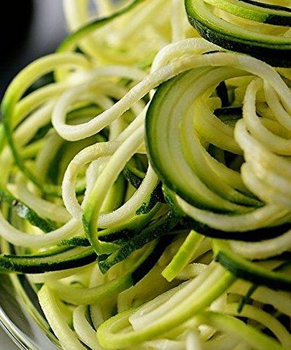 spiral vegetable slicer spiralizer bundle zucchini pasta noodle spaghetti maker buy online in. Black Bedroom Furniture Sets. Home Design Ideas
