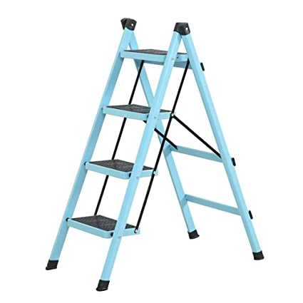 Magnificent Amazon Com Wwl Folding 4 Step Ladder Compact Step Stool W Caraccident5 Cool Chair Designs And Ideas Caraccident5Info
