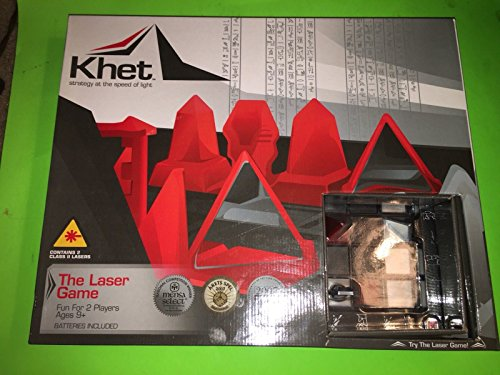 - Khet Laser Board Game