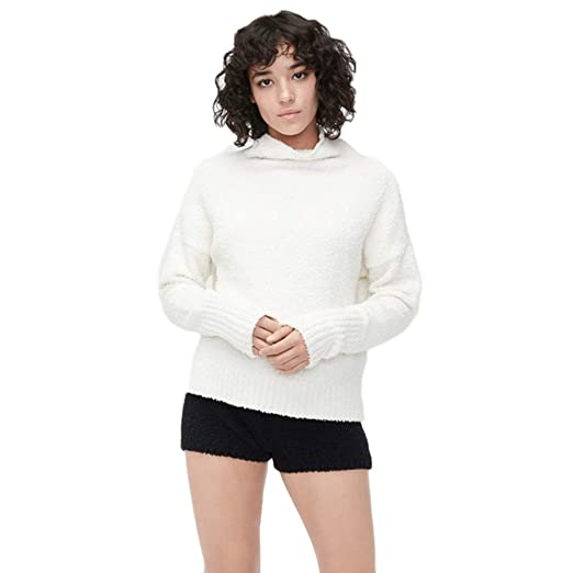 UGG Womens Sage Fluffy Sweater Knit at Amazon Women s Clothing store  5dd6a0ab0