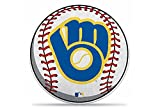 MLB Die-Cut Felt Pennant - MADE IN USA - Milwaukee Brewers