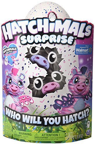 Hatchimal Surprise Twins Zuffin - Styles and Color May Vary [並行輸入品]   B07BFSLKD7
