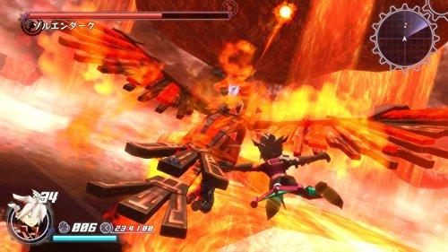 Rodea the Sky Soldier - Wii U