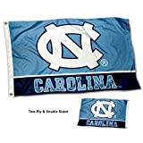 College Flags and Banners Co. North Carolina Tar Heels Double Sided Flag