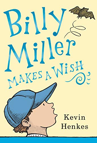 Book Cover: Billy Miller Makes a Wish