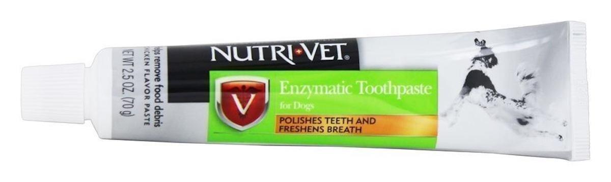 Nutri-Vet Toothpaste for Dogs Chicken Flavor