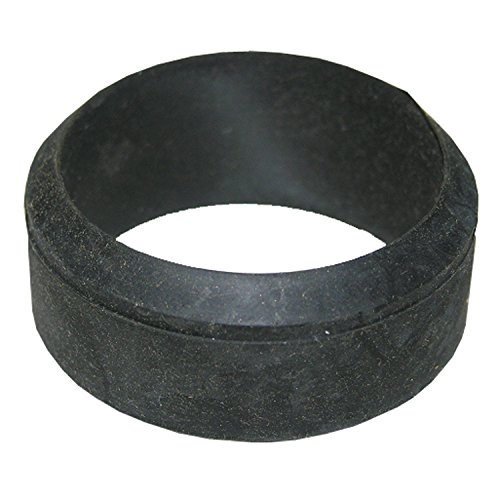 LASCO 13-1489 Rubber Replacement Donut Gasket fits 1-1/2'' Iron Pipe by LASCO