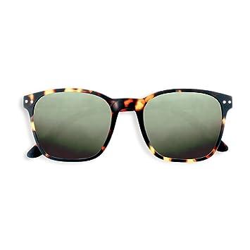 izipipi (See Concept) Sun Nautic Tortoise Color Gafas de sol con polarizadas – Sin