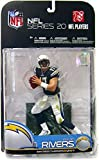 McFarlane Toys San Diego Chargers Philip Rivers Wave 1 Series 20 Action Figure